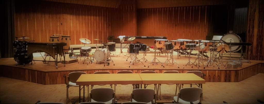 Percussion Solo 2019